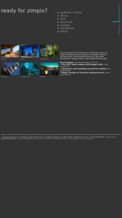 Vorschau der mobilen Webseite www.zimpix.ch, Zimpix [Manuel Zimmermann]