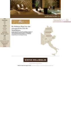 Vorschau der mobilen Webseite www.wellness-hotel.de, Wellness-Hotels