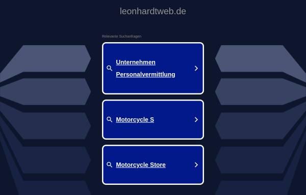 Vorschau von www.leonhardtweb.de, Clemens F. Leonhardt