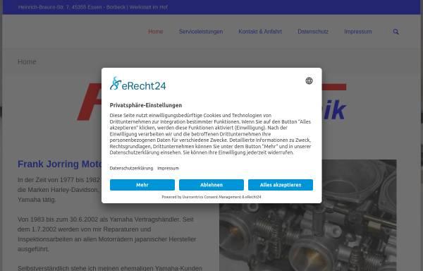 Vorschau von www.fj-motorradtechnik.de, FJ - Motorradtechnik
