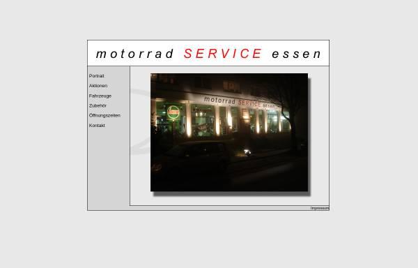 Vorschau von www.motorradserviceessen.de, Motorrad Service Essen