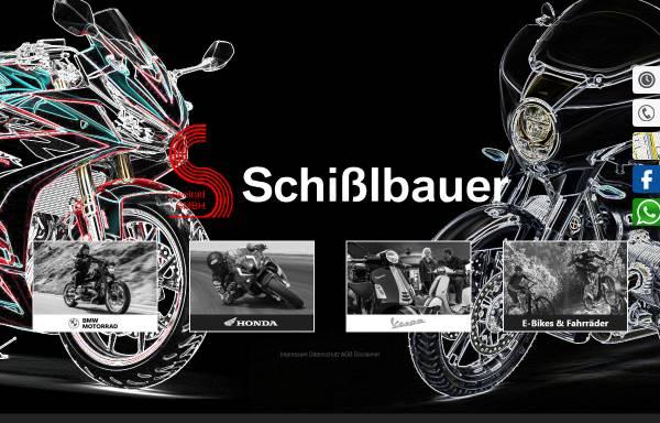 Vorschau von www.schisslbauer.de, Schißlbauer Zweirad GmbH