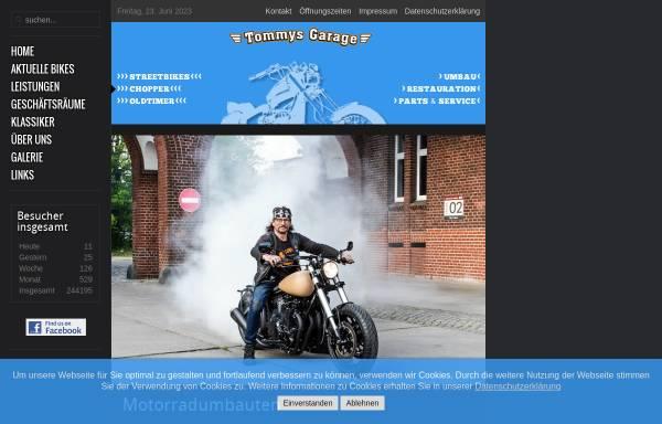 Vorschau von www.kawavan.de, Tommys Motorradhandel