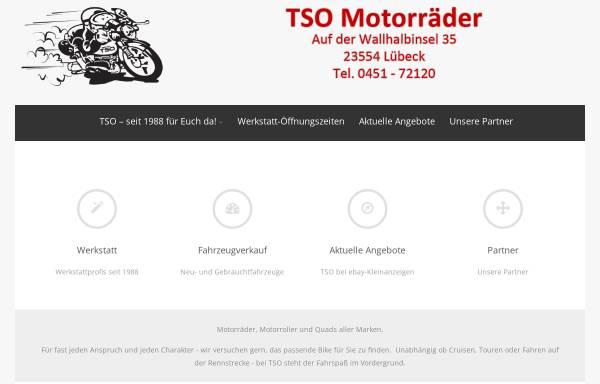 Vorschau von www.tso-motorrad.de, TSO Motorrad