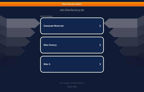Vorschau von www.wb-bikefactory.de, Whity & Brösel Bike Factory