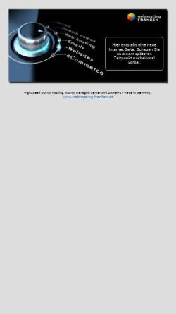 Vorschau der mobilen Webseite www.zweiradmeier.de, Zweirad Meier GmbH & CO KG