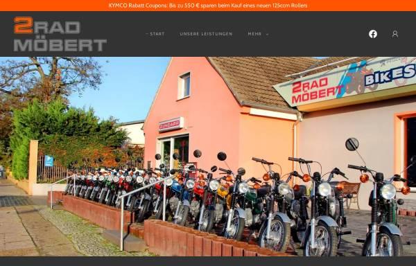 Vorschau von www.zweirad-moebert.de, Zweirad Möbert