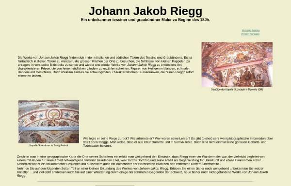 Vorschau von www.vallediblenio.ch, Riegg, Johann Jakob