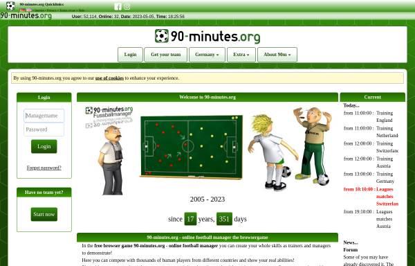 Vorschau von madegames.com, MaDe Games GbR
