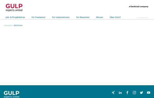 Vorschau von www.gulp.de, Komponentenmodelle und Cobol