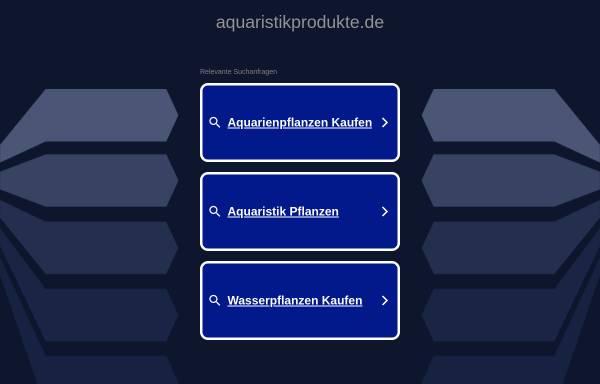 Vorschau von www.aquaristikprodukte.de, Aquaristikprodukte Ltd.