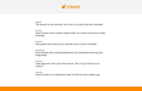 Vorschau von www.euroline-webhosting.com, Euroline