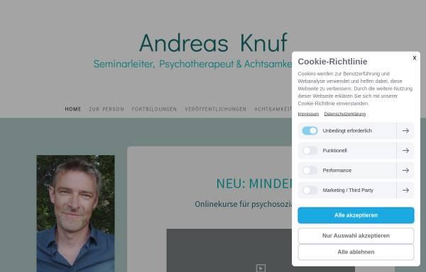 Vorschau von www.andreas-knuf.de, Andreas Knuf
