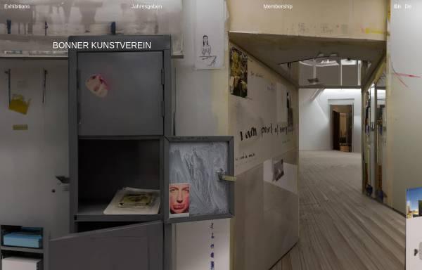 Vorschau von www.bonner-kunstverein.de, Bonner Kunstverein