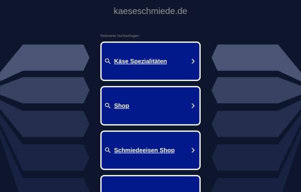 Vorschau von www.kaeseschmiede.de, Molkerei Lünzener Käseschmiede