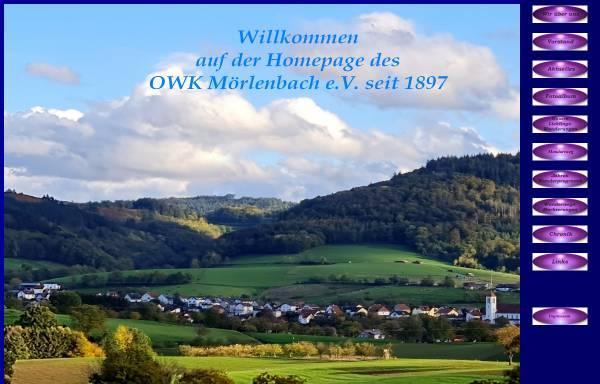 Vorschau von www.owk-moerlenbach.de, Odenwaldklub Mörlenbach