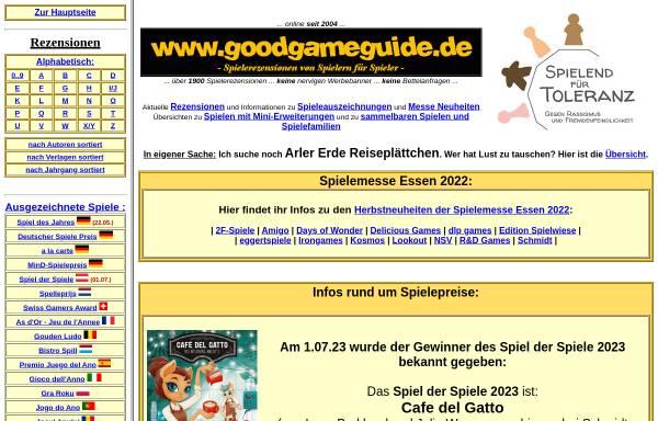 Vorschau von www.superfred.de, Superfreds Kartenseiten
