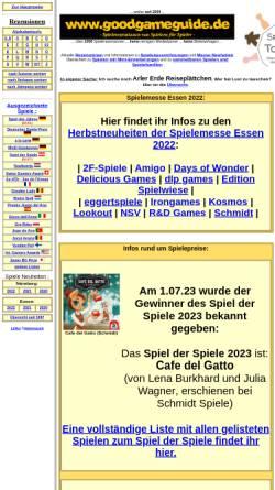 Vorschau der mobilen Webseite www.superfred.de, Superfreds Kartenseiten