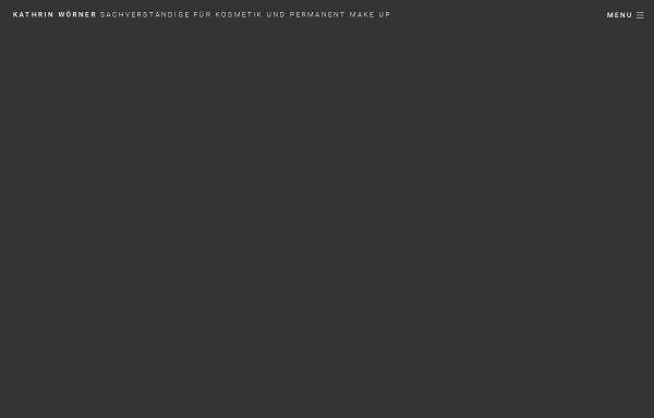 Vorschau von www.kosmetik-sachverstaendige.de, Kosmetik-Sachverständige Kathrin Döring