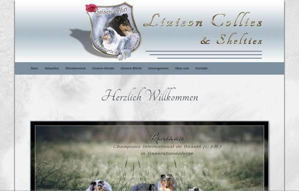 Vorschau von www.liaison-collies.de, Liaison