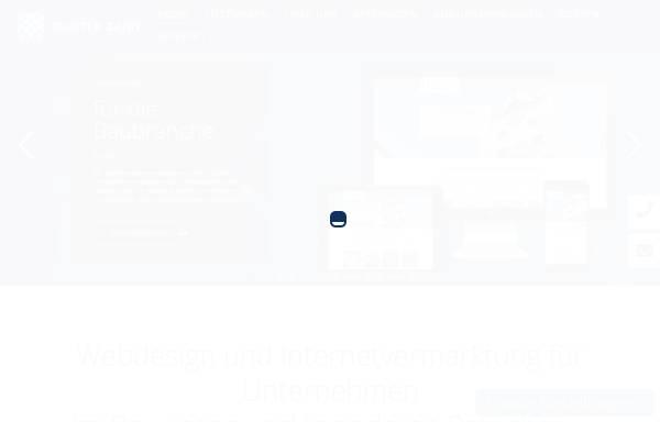 Vorschau von bau-internetseiten.de, Gunter Zahn Internet Consult