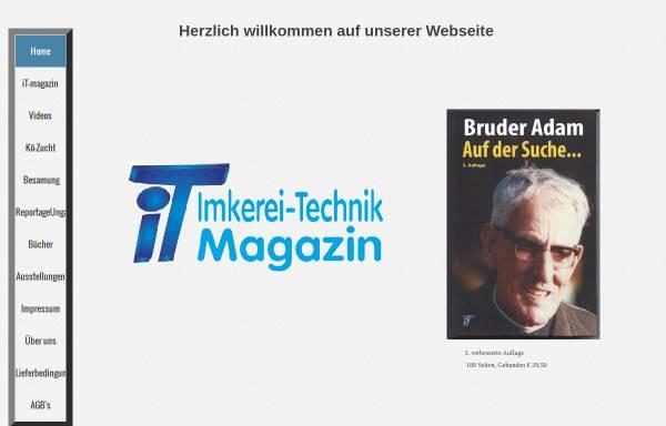 Vorschau von www.imkerei-technik.de, Imkerei-Technik
