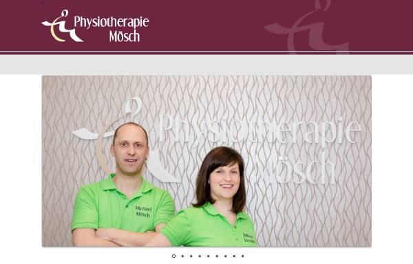 Vorschau von www.physiotherapie-moesch.de, Physiotherapie-Praxis Christian Mösch