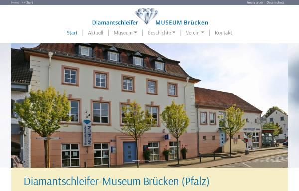 Vorschau von www.diamantschleifermuseum.de, Diamantschleifermuseum