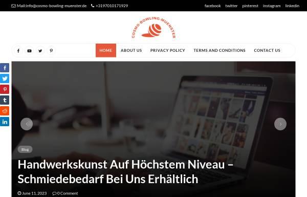 Vorschau von www.bowling-muenster.de, Bowling Münster
