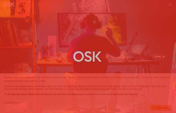 Vorschau von www.osk.de, Oliver Schrott Kommunikation GmbH