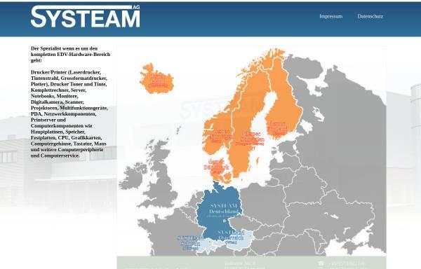 Vorschau von www.seiko-i.de, Seiko I. Infotech bei Systeam GmbH