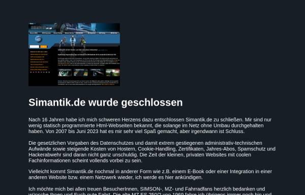 Vorschau von www.simantik.de, Simson SR 50