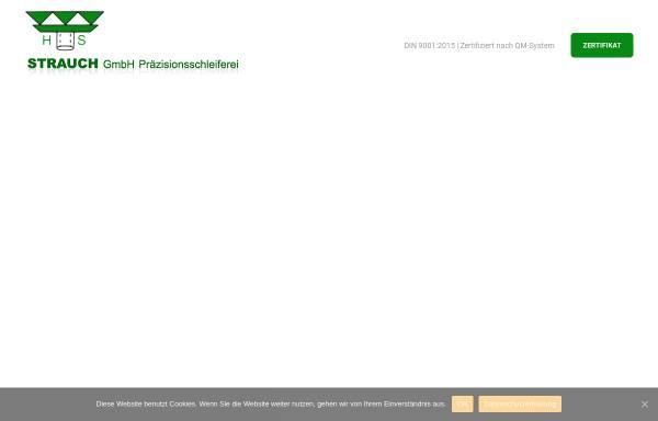 Vorschau von www.hs-strauch.de, Strauch GmbH