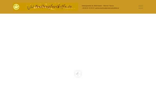 Vorschau von www.problempferdhilfe.de, Problempferdhilfe.de