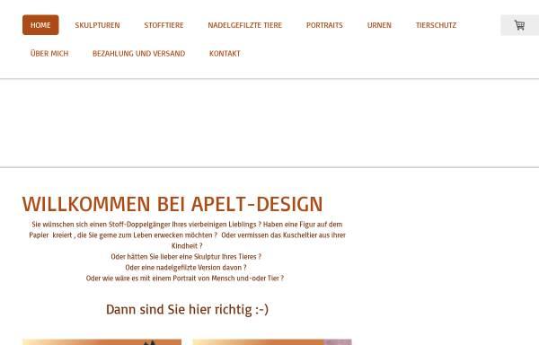 Apelt Design apelt design liebhaberartikel haustiere apelt design de