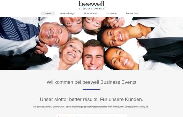 Vorschau von beewell.de, Beewell Business Events - Inh. Mireille-Gaby Siebert