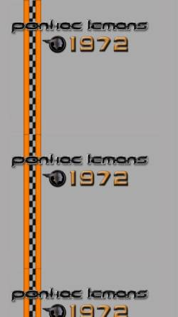 Vorschau der mobilen Webseite www.pontiac-lemans.com, Pontiac Lemans