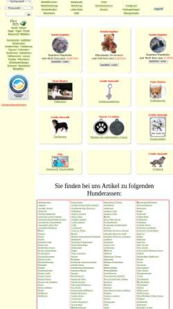 Vorschau der mobilen Webseite www.pats-pets.de, Pats Pets