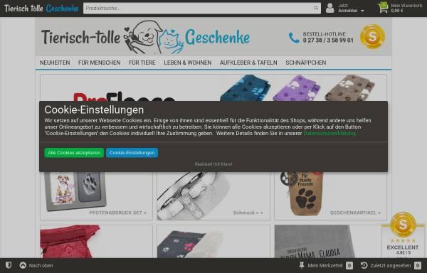 Pro Pet Shop Haustiere Onlineshops Liebhaberartikel Tierisch