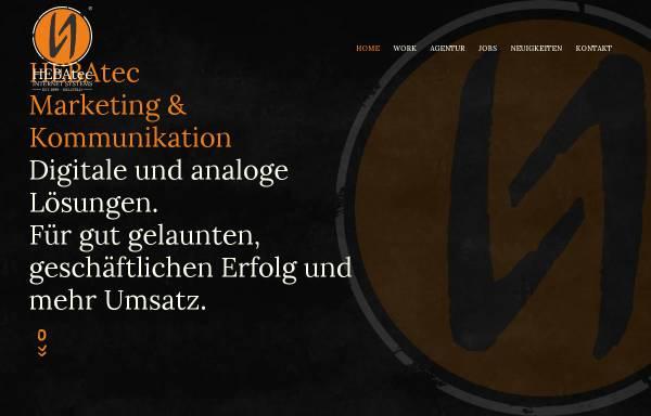 Vorschau von www.hebatec.de, HEBAtec Internet Systems