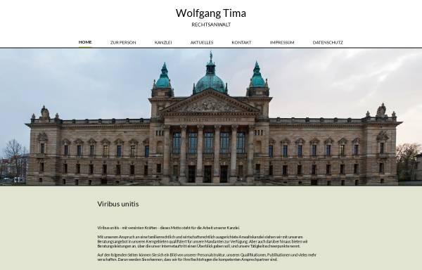 Vorschau von www.tima-anwaelte.de, Tima & Häberer