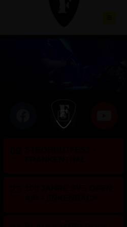 Vorschau der mobilen Webseite www.rockfeinschmecker.de, Fused