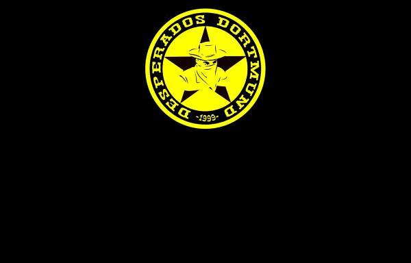 Vorschau von www.desperados-dortmund.de, Desperados