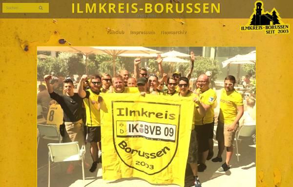 Vorschau von www.ik-bvb.de, Ilmkreis Borussen