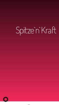 Vorschau der mobilen Webseite www.ceewee.de, CeeWee Internet Service