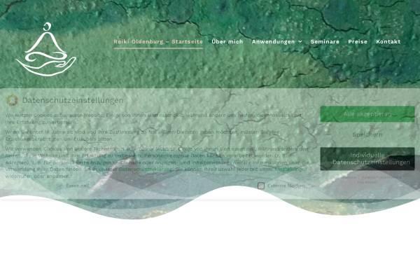 Vorschau von www.reiki-garten.de, Ilona Olenberg
