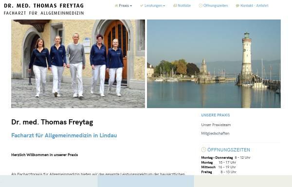 Vorschau von www.inseldoc.de, Freytag, Dr. med Thomas