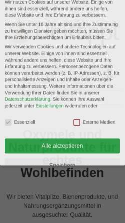 Vorschau der mobilen Webseite www.dr-kappl.de, Kappl, Dr. med. Andreas
