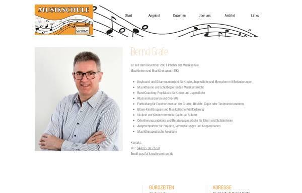 Vorschau von www.b-partyband.de, Bärnd Bänd