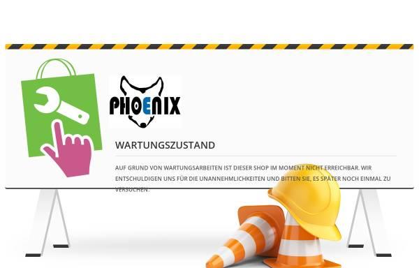 Vorschau von www.hundetransportgeschirr.de, Phoenix Hundezubehör Manufaktur